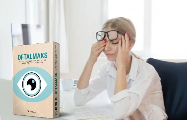 oftalmax, donna, occhi
