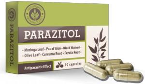 Parazitol Capsule antiparassitario Italia