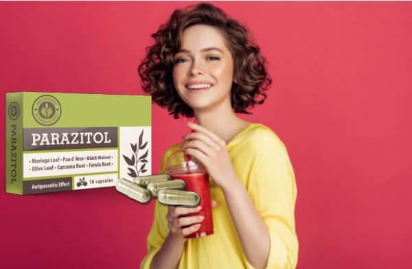 parazitol prezzo Italia, detox, donna