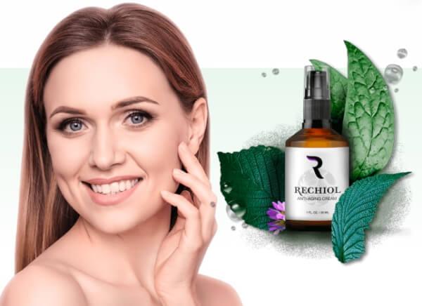 Rechiol: il siero antinvecchiamento naturale per il vostro..