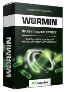 Wormin compresse detox Italia