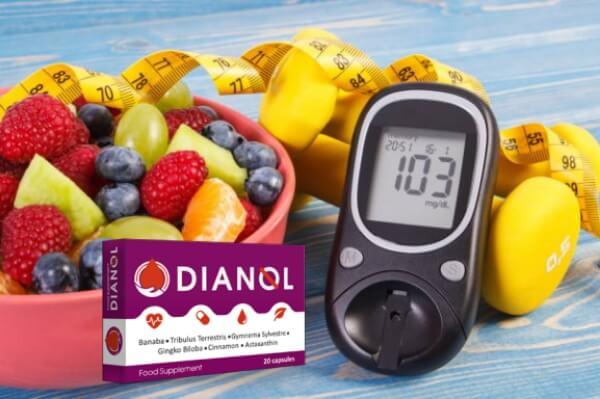 capsule, diabete