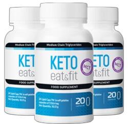 Keto Eat & Fit capsule
