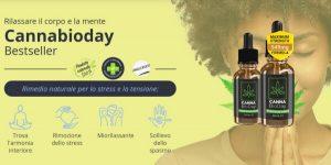 CannaBioDay: stimola benessere e relax con il cannabidiol