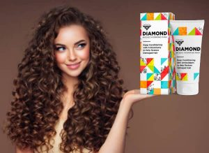 Diamond Mask – Capelli radi e spenti? Vuoi un rimedio naturale?