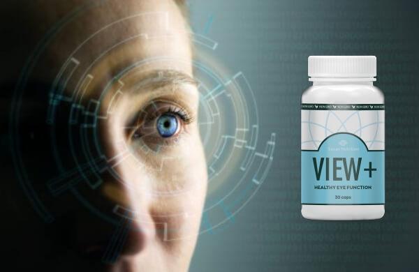 View+ Plus, capsule, occhi vista visione
