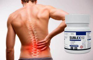 Sublex-150: ritrova articolazioni flessibili e sane in modo naturale