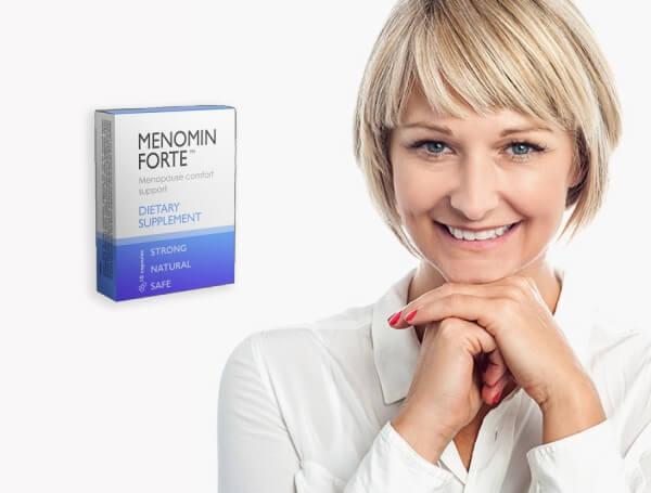 donna, menopausa, menomin forte