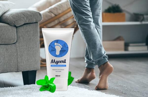 crema, piedi