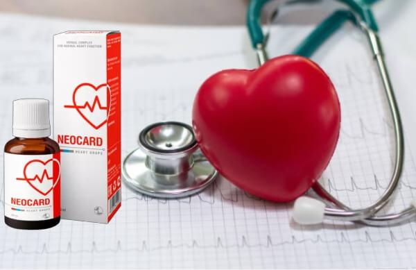 Ipertensione, gocce neocard