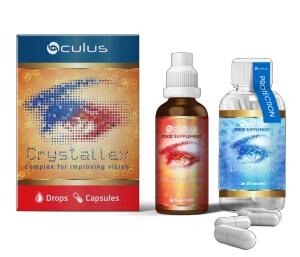 Crystallex Culus Gocce Capsule Italia