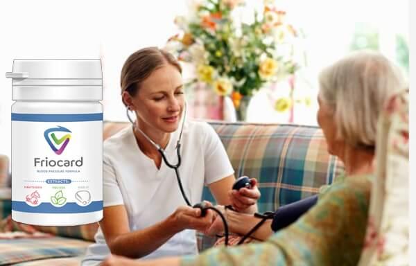 friocard capsule donna ipertensione