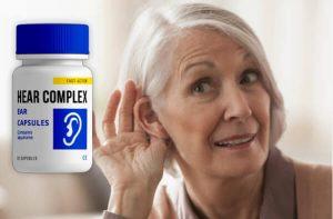 Hear Complex: la formula naturale per un udito impeccabile!