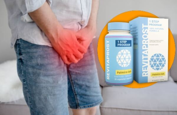 capsule revita prost prostate