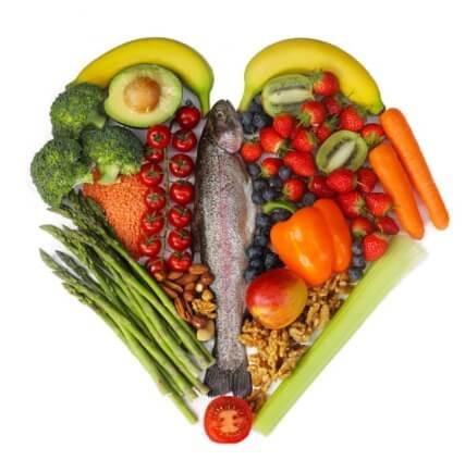 Cuore alimenti