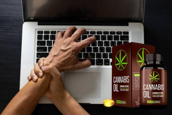 capsule, cannabis