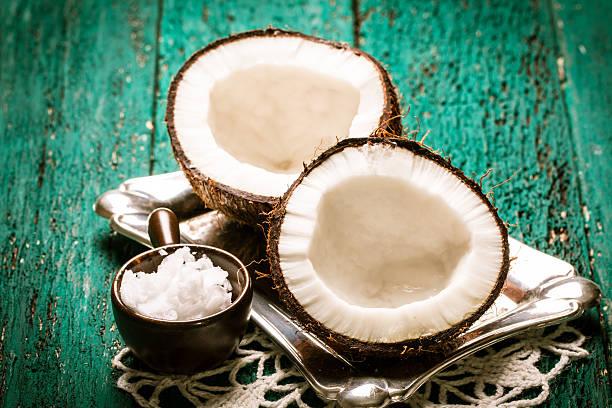 1. Olio di cocco
