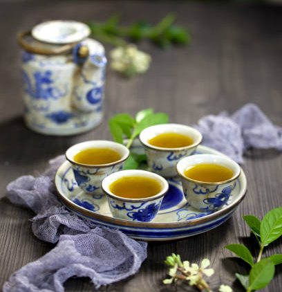 Tè verde o nero