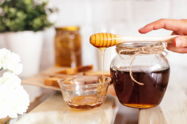 zuccheri naturali, miele