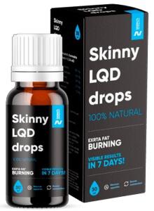 Skinny LQD Gocce 30 ml Italia