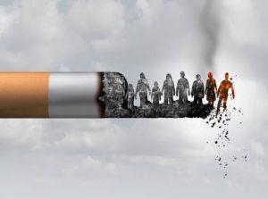 Fumo - Pochi benefici e molti danni per il corpo e la salute