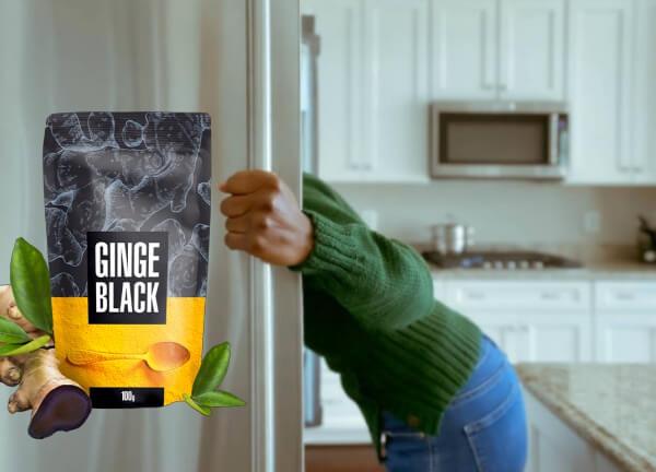 Ginge Black polvere