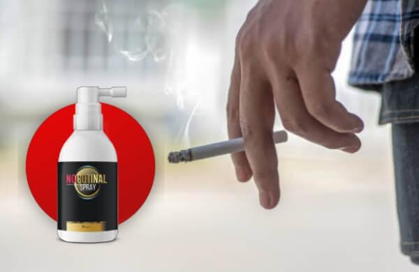 spray fumare