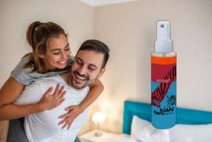 Rocket Feroman: spray bifasico naturale per ritrovare potenza e virilità