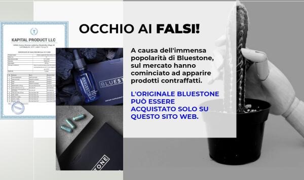 Blue Stone Truffa