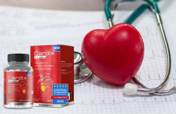 capsule, cuore, cardixforte