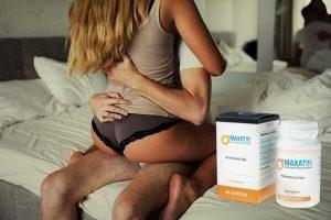 Maxatin – Capsule con formula biologica e prezzo accessibile per un'eiaculazione più forte