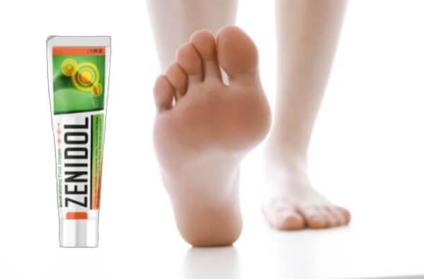 piedi fungi