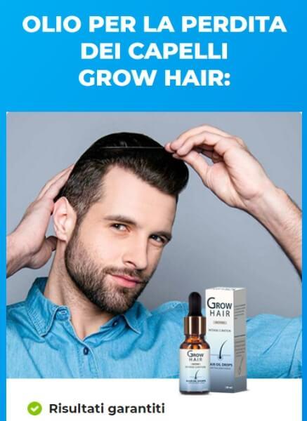 Grow Hair prezzo Italia