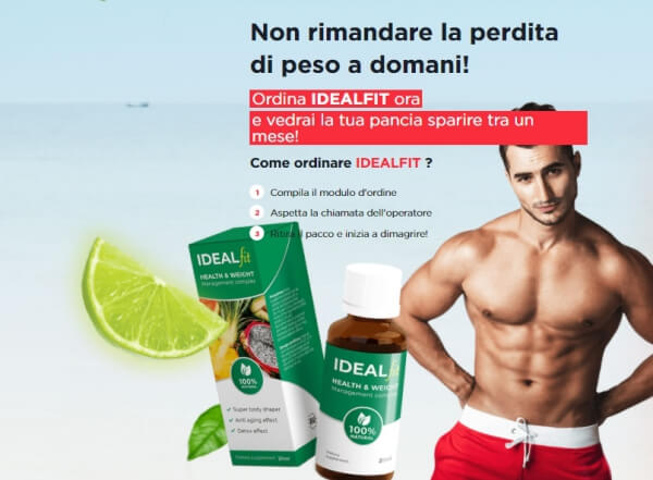 IdealFit prezzo Italia