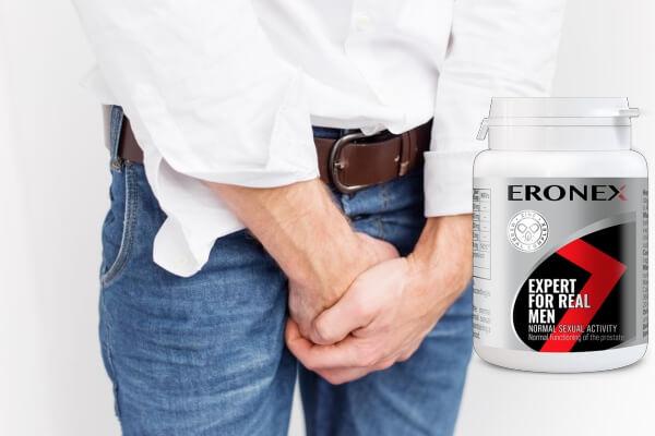 Eronex capsule prostata libido