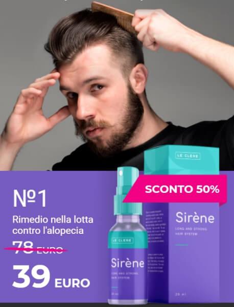 Le Clere Sirene Prezzo Italia