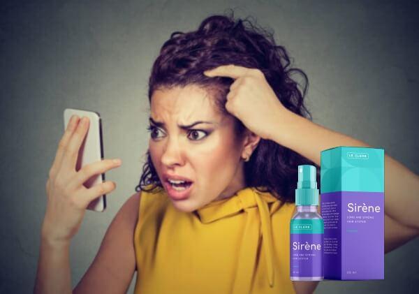 spray per capelli sani