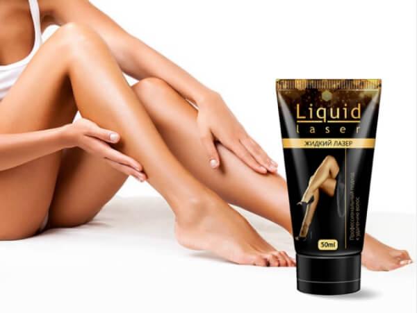Laser liquido
