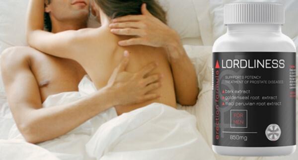 capsule Lordliness prezzo farmacia Italia