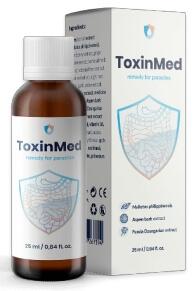 ToxinMed gocce recensione Italia