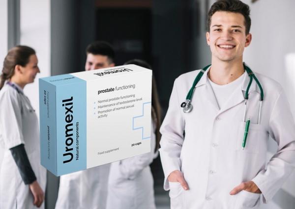 prostata capsule Uro Mexil