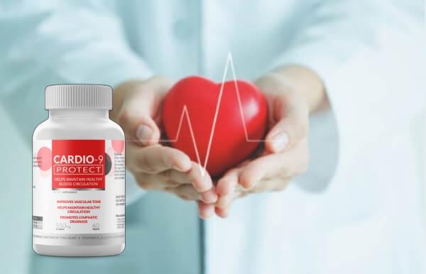 Cardio-9 Protect cosa e, cuore