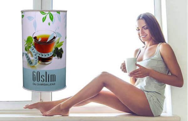 Che cos'è il tè naturale GoSlim