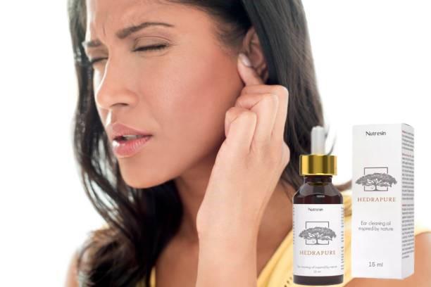 Gocce di olio per la pulizia delle orecchie