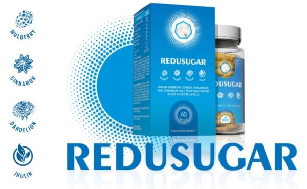 Redu Sugar ingredienti