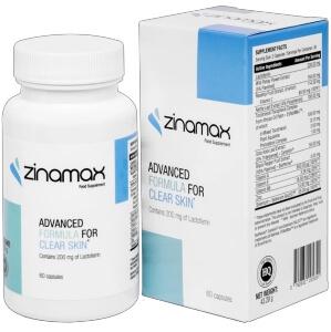 Zinamax integratore para acne Italia
