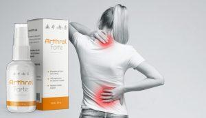 Arthral Forte – Gel naturale per problemi alle articolazioni e alla colonna vertebrale!