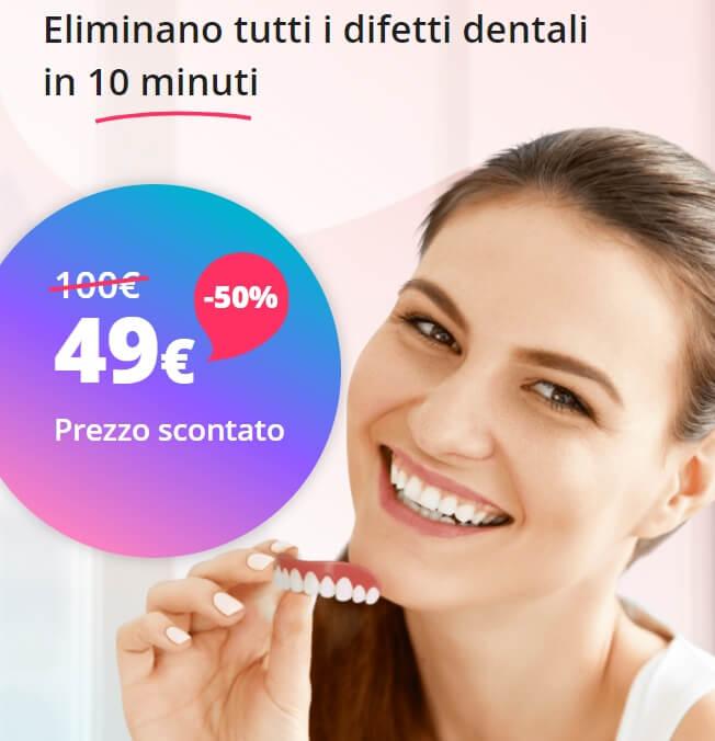 Easy Smile Veneers prezzo Italia