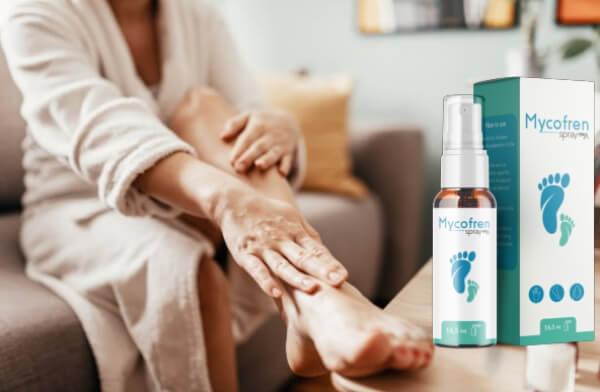 Bio-Spray per il fungo del piede