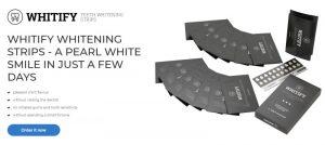 Whitify Recensioni – Strisce sbiancanti per denti che rimuovono anni di macchie